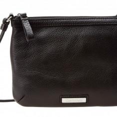 Geanta Calvin Klein Key Items H3DEA1KF | 100% original, import SUA, 10 zile lucratoare z12107 - Geanta Dama Calvin Klein, Geanta de umar, Negru, Piele