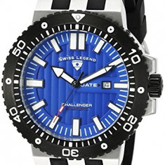 Swiss Legend Men's 10126-03-BB Challenger | 100% original, import SUA, 10 zile lucratoare a12107 - Ceas barbatesc Swiss Legend, Quartz