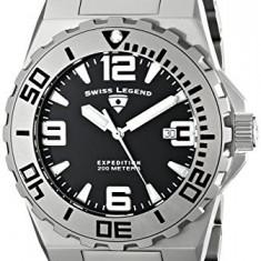 Swiss Legend Men's 10008-11-SB Expedition   100% original, import SUA, 10 zile lucratoare a12107 - Ceas barbatesc Swiss Legend, Quartz