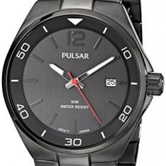 Pulsar Men's PS9327 Analog Display | 100% original, import SUA, 10 zile lucratoare a12107 - Ceas barbatesc Pulsar, Quartz