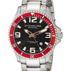 Stuhrling Original Men's 395 33TT11   100% original, import SUA, 10 zile lucratoare a12107 - Ceas barbatesc Stuhrling, Quartz