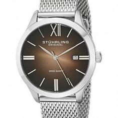 Stuhrling Original Men's 490M 03 | 100% original, import SUA, 10 zile lucratoare a12107 - Ceas barbatesc Stuhrling, Quartz