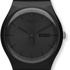 Swatch Men's SUOB702 Quartz Black | 100% original, import SUA, 10 zile lucratoare a12107 - Ceas barbatesc