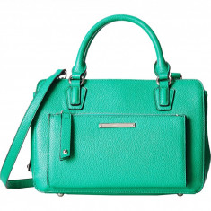 Geanta Nine West Zip and Go Medium Satchel | 100% original, import SUA, 10 zile lucratoare z12107 - Geanta Dama Nine West, Geanta de umar, Verde