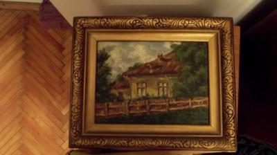 tablou casa foto