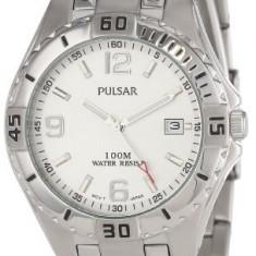 Pulsar Men's PXH705 Sport Stainless | 100% original, import SUA, 10 zile lucratoare a12107 - Ceas barbatesc Pulsar, Quartz