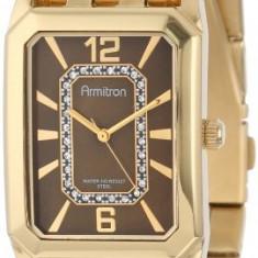 Armitron Men's 20M4210BNGP Swarovski Crystal | 100% original, import SUA, 10 zile lucratoare a12107 - Ceas barbatesc Armitron, Quartz