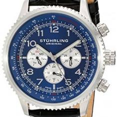 Stuhrling Original Men's 858L 02 | 100% original, import SUA, 10 zile lucratoare a12107 - Ceas barbatesc Stuhrling, Quartz