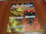 program     Romania  - Albania