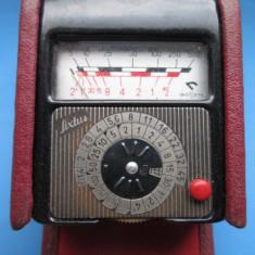 Exponometrul vintage Lightmeter SIXTUS. - Accesoriu foto