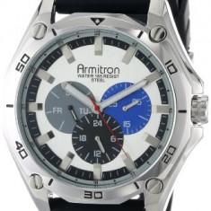 Armitron Men's 20 4940SVSVBK Multi-Function   100% original, import SUA, 10 zile lucratoare a12107 - Ceas barbatesc Armitron, Elegant