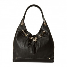 Geanta Nine West Off The Chain Large Hobo | 100% original, import SUA, 10 zile lucratoare z12107 - Geanta Dama Nine West, Geanta de umar, Negru