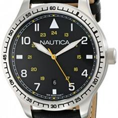 Nautica Men's N10097G BFD 105 | 100% original, import SUA, 10 zile lucratoare a12107 - Ceas barbatesc Nautica, Quartz
