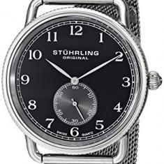 Stuhrling Original Men's 207M 02 | 100% original, import SUA, 10 zile lucratoare a12107 - Ceas barbatesc Stuhrling, Quartz