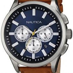 Nautica Men's N16695G NCT 17 | 100% original, import SUA, 10 zile lucratoare a12107 - Ceas barbatesc Nautica, Quartz