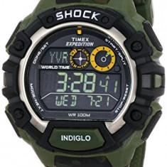 Timex Men's T499719J Expedition Digital | 100% original, import SUA, 10 zile lucratoare a12107 - Ceas barbatesc Timex, Sport, Quartz, Electronic