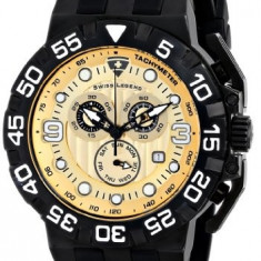 Swiss Legend Men's 10125-BB-010 Challenger | 100% original, import SUA, 10 zile lucratoare a12107 - Ceas barbatesc Swiss Legend, Quartz