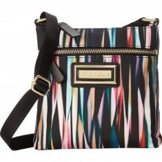 Geanta Calvin Klein Nylon Crossbody | 100% original, import SUA, 10 zile lucratoare z12107 - Geanta Dama Calvin Klein, Geanta de umar, Multicolor