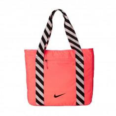 Geanta Nike Legend Track Tote | 100% original, import SUA, 10 zile lucratoare z12107 - Geanta Dama Nike, Geanta de umar, Corai