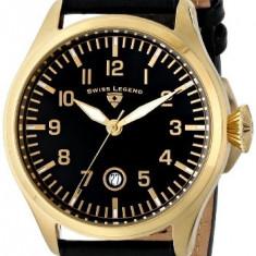 Swiss Legend Men's 30331-YG-01 Pioneer   100% original, import SUA, 10 zile lucratoare a12107 - Ceas barbatesc Swiss Legend, Quartz