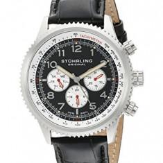 Stuhrling Original Men's 858L 01 | 100% original, import SUA, 10 zile lucratoare a12107 - Ceas barbatesc Stuhrling, Quartz