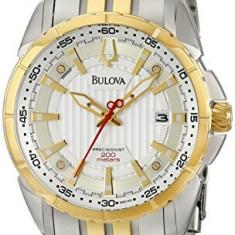 Bulova Men's 98B169 CAMPTON Two | 100% original, import SUA, 10 zile lucratoare a32207 - Ceas barbatesc Bulova, Quartz