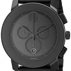 Movado Men's 3600048 Bold Black | 100% original, import SUA, 10 zile lucratoare a32207 - Ceas barbatesc