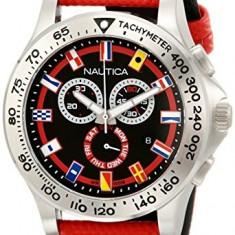 Nautica Men's N19596G NST 600 | 100% original, import SUA, 10 zile lucratoare a22207 - Ceas barbatesc Nautica, Quartz