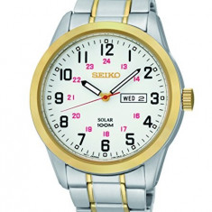Seiko Men's SNE370 Analog Display | 100% original, import SUA, 10 zile lucratoare a22207 - Ceas barbatesc Seiko, Quartz