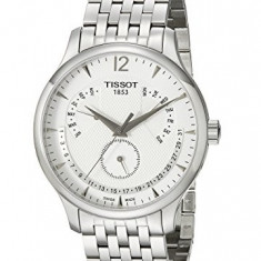 Tissot Men's T0636371103700 Tradition Analog | 100% original, import SUA, 10 zile lucratoare a32207 - Ceas barbatesc Tissot, Quartz