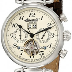 Ingersoll Men's IN1312CR Walldorf Analog | 100% original, import SUA, 10 zile lucratoare a32207 - Ceas barbatesc Ingersoll, Mecanic-Automatic