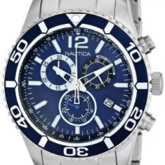 Nautica Men's N16665G NST 09 | 100% original, import SUA, 10 zile lucratoare a12107 - Ceas barbatesc Nautica, Quartz