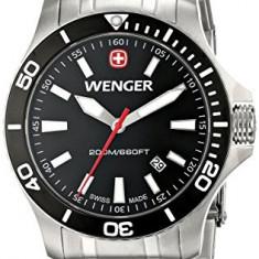 Wenger Men's 0641 105 Sea | 100% original, import SUA, 10 zile lucratoare a22207, Quartz