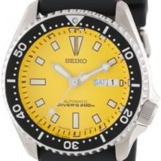 Seiko Men's SKXA35 Stainless Steel   100% original, import SUA, 10 zile lucratoare a32207 - Ceas barbatesc Seiko, Lux - sport, Mecanic-Automatic, Otel