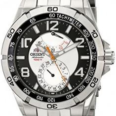 Orient Men's CFM00001S Power Reserve | 100% original, import SUA, 10 zile lucratoare a32207 - Ceas barbatesc Orient, Mecanic-Automatic