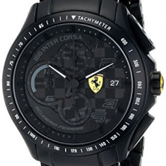 Ferrari Men's 0830087 Race Day   100% original, import SUA, 10 zile lucratoare a32207 - Ceas barbatesc Ferrari, Sport, Quartz