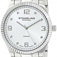 Stuhrling Original Men's 607G 01 | 100% original, import SUA, 10 zile lucratoare a22207 - Ceas barbatesc Stuhrling, Quartz