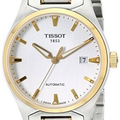 Tissot Men's T060 407 22 | 100% original, import SUA, 10 zile lucratoare a32207 - Ceas barbatesc Tissot, Mecanic-Automatic