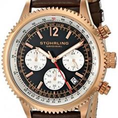 Stuhrling Original Men's 669 04 | 100% original, import SUA, 10 zile lucratoare a22207 - Ceas barbatesc Stuhrling, Quartz