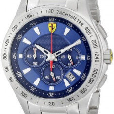 Ferrari Men's 830049 Analog Display   100% original, import SUA, 10 zile lucratoare a32207 - Ceas barbatesc Ferrari, Casual, Quartz