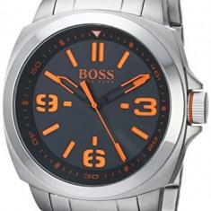 BOSS Orange Men's 1513099 BRISBANE | 100% original, import SUA, 10 zile lucratoare a22207 - Ceas barbatesc Hugo Boss, Lux - sport, Quartz