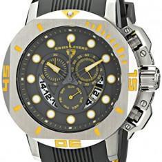 Swiss Legend Men's 10538S-014-YA Scubador | 100% original, import SUA, 10 zile lucratoare a12107 - Ceas barbatesc Swiss Legend, Quartz