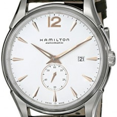Hamilton Men's H38655515 Jazzmaster Slim | 100% original, import SUA, 10 zile lucratoare a32207 - Ceas barbatesc