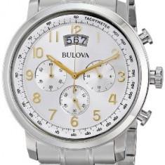 Bulova Men's 96B201 Analog Display | 100% original, import SUA, 10 zile lucratoare a22207 - Ceas barbatesc Bulova, Quartz