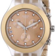 Swatch Men's SVCK4047AG Quartz Chronograph | 100% original, import SUA, 10 zile lucratoare a22207 - Ceas barbatesc