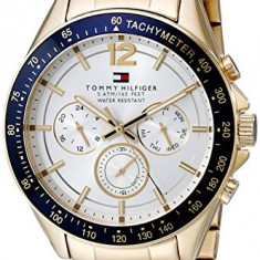 Tommy Hilfiger Men's 1791121 Sophisticated | 100% original, import SUA, 10 zile lucratoare a22207 - Ceas barbatesc Tommy Hilfiger, Quartz