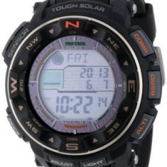 Casio Men's PRW-2500R-1CR Pro-Trek Tough | 100% original, import SUA, 10 zile lucratoare a22207 - Ceas barbatesc Casio, Sport