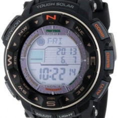 Casio Men's PRW-2500R-1CR Pro-Trek Tough | 100% original, import SUA, 10 zile lucratoare a22207 - Ceas barbatesc Casio, Sport