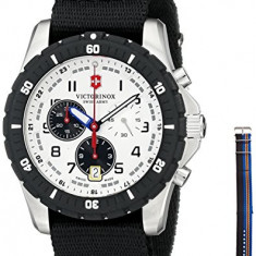 Victorinox Men's 241680 1 Analog   100% original, import SUA, 10 zile lucratoare a32207 - Ceas barbatesc Victorinox, Sport, Quartz