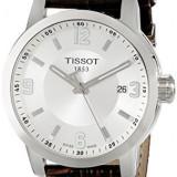 Tissot Men's TIST0554101603700 PRC 200 | 100% original, import SUA, 10 zile lucratoare a32207 - Ceas barbatesc Tissot, Quartz